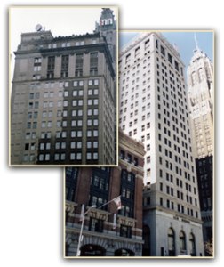 building exterior restoration Baltimore