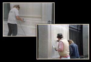 concrete masonry repair Baltimore