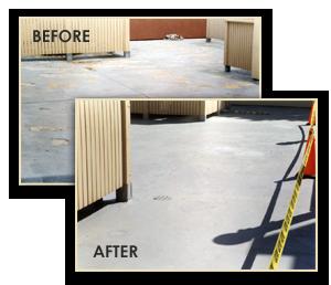industrial coatings contractor Baltimore