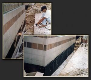 commercial waterproofing Baltimore